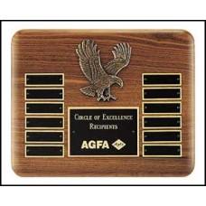Eagle Perpetual Plaque